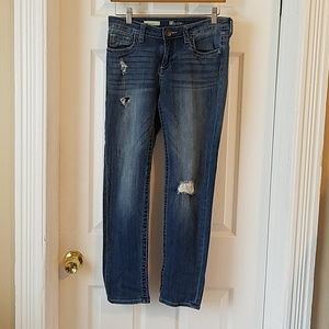 KUT From The Cloth Stevie Ankle Straight Jeans 2